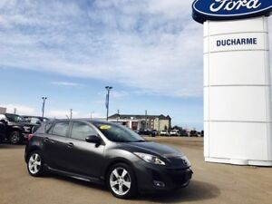 2011 Mazda Mazda3 GT, Leather, R/Start, Heated Seats, 1 Owner