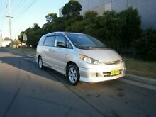 2002 Toyota Estima L ACR30 Millenium Silver 4 Speed Automatic Wagon South Windsor Hawkesbury Area Preview