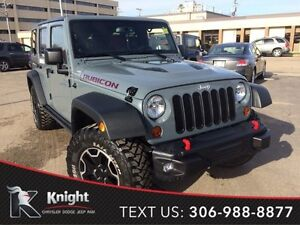 2013 Jeep Wrangler Unlimited Rubicon 10th Anniversary *RARE*