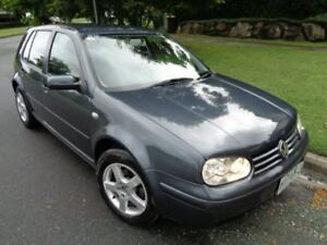 2001 Volkswagen Golf Generation Grey Metallic 4 Speed Automatic Hatchback Chermside Brisbane North East Preview