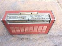1960's Transistor Radio - free to good home