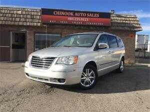 2008 Chrysler Town & Country Limited-Stow 'n Go,Navi,DVD,Sunroof