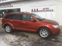 2014 Dodge Journey R/T AWD LEATHER NAV ! Edmonton Edmonton Area Preview