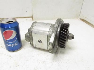 Haldex Barnes 9100 1801865 Hydraulic Gear Pump John Deere Tractor Mount