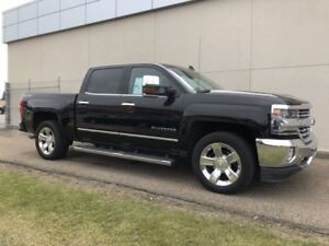 2017 Chevrolet Silverado 1500 LTZ 4WD |Rear Vision Camera|Heated