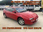 1997 Mazda 323 BA Series 1 Astina Hatchback 5dr Auto 4sp 1.8i Red Automatic Hatchback Springwood Logan Area Preview