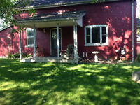 Rural Home for Rent Minutes from Brantford