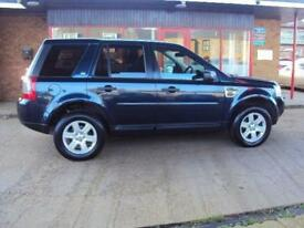 2007 LAND ROVER FREELANDER 2.2 Td4 GS