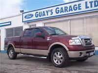2007 Ford F-150 SuperCrew King Ranch 4x4