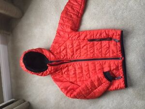 Gap Primaloft boys fall/early winter jacket - size small (6/7)