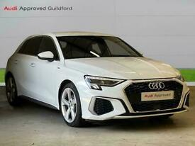 image for 2020 Audi A3 35 Tdi S Line 5Dr S Tronic Auto Hatchback Diesel Automatic