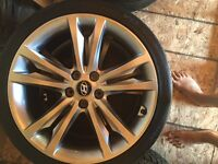 5x114.3 Genesis Coupe Wheels