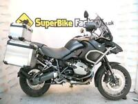 2013 63 BMW R1200GS ADVENTURE