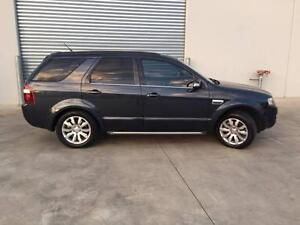 2010 Ford Territory Wagon Keysborough Greater Dandenong Preview