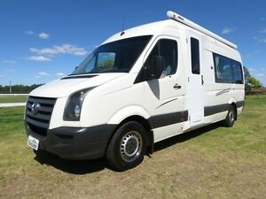 Volkswagen 2 Berth Motorhome – AUTO – LOADS OF EXTRAS Glendenning Blacktown Area Preview