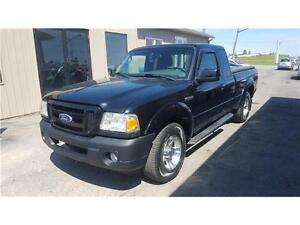 2010 Ford Ranger XL**MANUAL***ONLY 137 KMS*****GREAT CONDITION Kitchener / Waterloo Kitchener Area image 4
