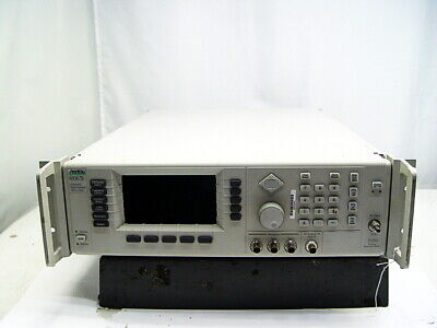 Anritsu Wiltron 69367b Synthesized Signal Generator 10mhz To 40ghz