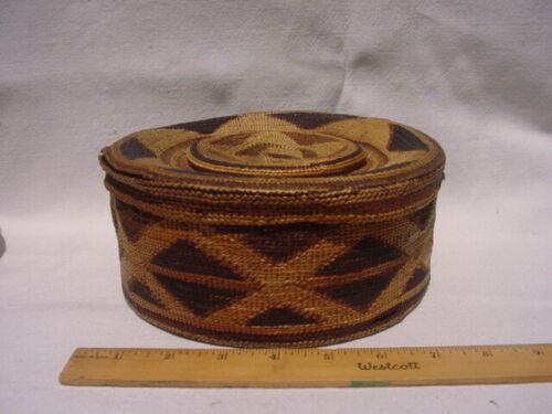 Antique  Rattle top Basket