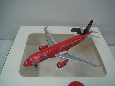Sky 500 Air Asia A320 200  Manchester Untied Color  1 500