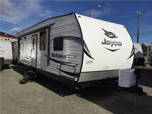 New 2015 Jayco Octane 273 Toy Hauler