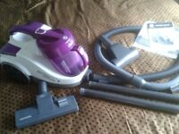 Hoover bagless vaccum cleaner