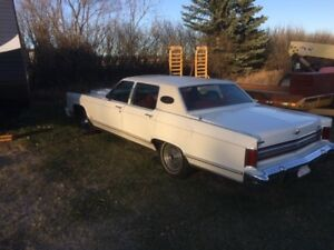 1979 Lincoln Continental  Last of Classic Land Yachts