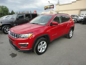 Jeep Compass North 2018 4X4-Cuir-AC-Bluetooth-2992KMS a vendre