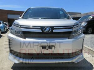 2014 Toyota Voxy Silver Automatic Wagon Bayswater Knox Area Preview