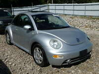 SALE ON ALL PARTS! 2001 VOLKSWAGEN BEETLE