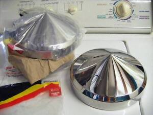 KENWORTH  STAINLESS STEEL HUBCAPS Silkstone Ipswich City Preview