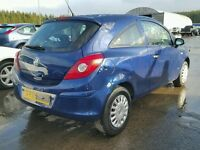 Vauxhall Corsa 1.0 16v 2010 For Breaking