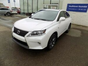 2013 Lexus RX 350 F SPORT/NAVIGATION/LEATHER/SUNROOF/BACKUP CAME