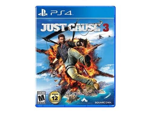 Square Enix Just Cause 3 Ps4 Video Game