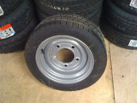 Trailer Wheels Tyres Rims Parts - For Ifor Williams Nugent Dale Kane Hudson Brian James MCM