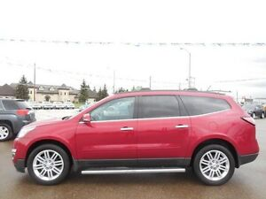 2014 Chevrolet Traverse 1LT AWD- True North Pkg- Sunroof