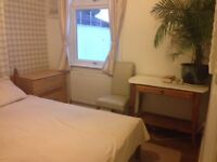One double bedroom in a Muslim family home for single professional £450 per month- couple £600