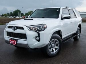2015 Toyota 4Runner SR5 4WD TRAILS EDITION