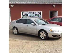 2007 CHEV IMPALA SS 145KMS LOADED $5995  MIDCITY WHOLESALE