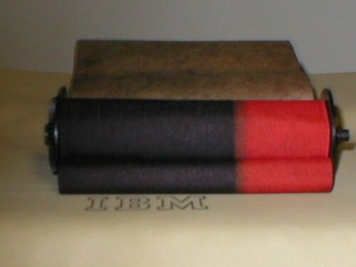 Paymaster 8000-8 Ribbon Black/Red,  Replacement