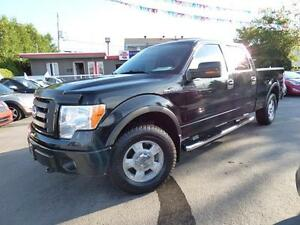 "2009 FORD F-150 FX4 SUPERCREW 157"" (4X4, 5.4L, 128,000 KM, FULL)"
