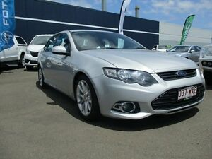 2013 Ford Falcon FG MkII XR6 Turbo Silver 6 Speed Sports Automatic Sedan Toowoomba Toowoomba City Preview