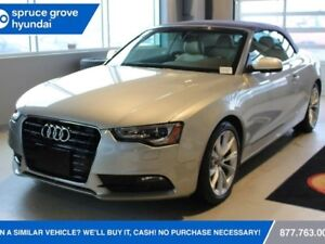 2014 Audi A5 PRICE COMES WITH A $500 DEALER CREDIT- LEATHER LOA