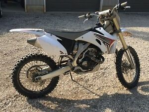 Yamaha YZ250F For Sale!!!!!