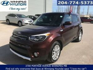 2017 Kia Soul EX FWD No Accidents 1 Owner Heated Seats