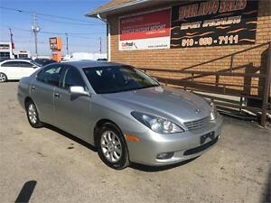 2002 Lexus ES 300***ONLY 105 KMS**LEATHER**GREAT CONDITION**