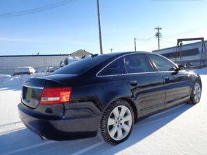 2005 Audi A6 PREMIUM PKG-4.2L V8 QUTTRO-AWD-NAVI-LEATHER-SUNROOF Edmonton Edmonton Area image 9