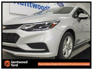 2017 Chevrolet Cruze LT- It's nice and clean and ready for your