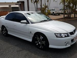 2004 Holden Commodore VZ calais White 4 Speed Automatic Sedan Winnellie Darwin City Preview