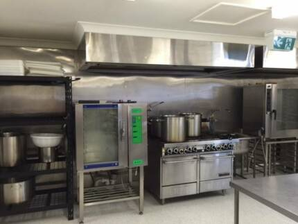 Commercial Kitchen Brisbane Bulimba For Hire 3300 Per Hour Inc