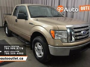 2011 Ford F-150 XLT 4x4 Super Cab 6.5 ft. box 145 in. WB